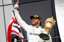 Hamilton: Record British GP win feels as good as 2008