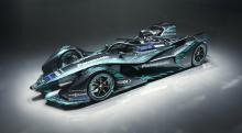 Jaguar reveals FE season five concept livery