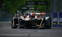 Vergne extends FE points lead after beating Bird to Paris pole
