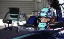Monger passes FIA F3 extraction test in Abu Dhabi