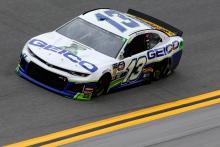 Ty Dillon sneaks away with opening Talladega stage win
