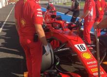 Leclerc racks up mileage for Ferrari in Paul Ricard F1 test