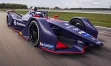 Frijns joins Bird as Virgin reveals Gen2 Formula E car