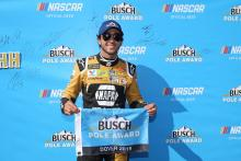 Chase Elliott leads all Hendrick front row in Dover Qualifying