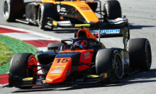 Drugovich in control for dominant sprint race win in Austria