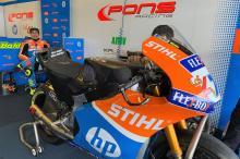 Jerez Moto2 test times - Friday