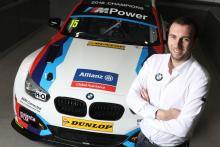 Oliphant joins WSR for 2019 BTCC season