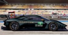 Brabham planning WEC GTE entry for 2021-22 season
