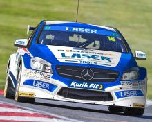 Laser Tools Racing confirms independent BTCC entry with Moffat
