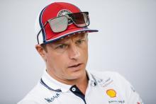 Raikkonen explains leg injury, Ericsson call up