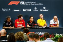 "F1 team bosses back ""safety first"" approach to typhoon call"