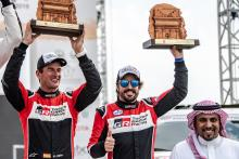 Alonso 'not ready' to win Dakar on debut