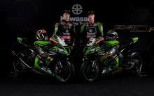 Reigning World Superbike champions Kawasaki shows off 2020 livery