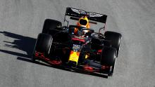 "2020 Red Bull F1 car ""definitely an improvement"" - Verstappen"
