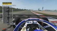 As it happened: F1 Chinese Virtual Grand Prix
