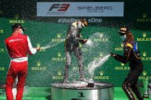 F1's new socially-distanced podium procedure explained