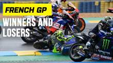 Petrucci menggetarkan hati, Rossi tumpah, Suzuki kedinginan: Pemenang & Pecundang MotoGP Prancis