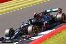Bottas beats Hamilton to pole for F1's 70th Anniversary GP