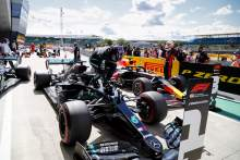 Lewis Hamilton charges to seventh F1 British GP pole