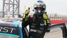 Turkington 'very proud of team' after Donington pole