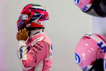 Perez returns to Racing Point for F1 Spanish GP