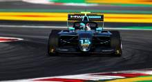 Hughes claims first F3 win in over a year at Barcelona