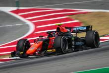 Drugovich sprints to dominant F2 victory in Barcelona