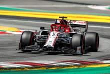 Alfa Romeo F1 car aero issues 'not a quick fix' - Raikkonen
