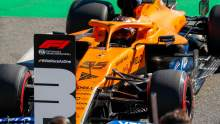 Sainz left 'shaking' after lap for P3 in F1 Italian GP qualifying