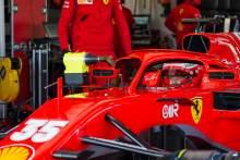 Shwartzman gets first F1 run as Ferrari juniors prep for test debuts