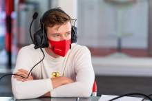 Haas won't be judging Ilott on 'outright pace' during F1 practice debut