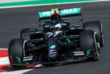 Bottas heads Hamilton in F1's first-ever competitive session at Portimao