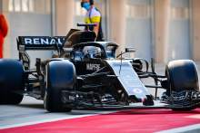 Fernando Alonso ramps up F1 return preparations with Abu Dhabi test