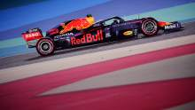 'Realistic' Verstappen unsurprised by gap to Mercedes at F1 Bahrain GP