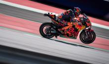 'Smiling faces' as KTM ends MotoGP's 'lockdown'