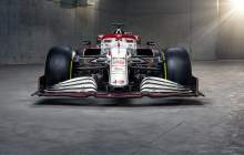 Alfa Romeo spends development tokens on new nosecone for C41 F1 car