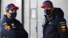 What Red Bull's F1 drivers said about RB16B after 'secret' Silverstone shakedown