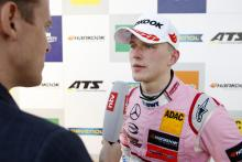 Mercedes junior Günther's 2018 plans 'totally open'
