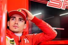 Binotto: Ferrari didn't compromise Leclerc for Vettel