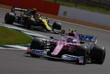 Renault wants Racing Point to lose all F1 points