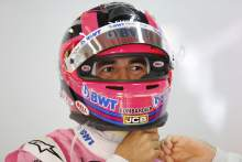 Perez admits he overheard Stroll confirming Vettel F1 signing