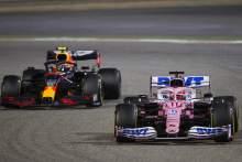 Verstappen hopes Perez can help Red Bull make life 'difficult' for Mercedes