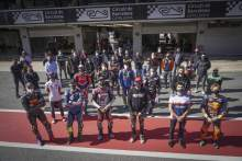 'Like an Official test!' – MotoGP riders descend on Barcelona