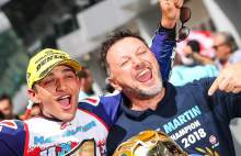 Honda releases statement paying tribute to Fausto Gresini