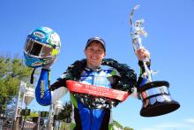TT 2018: Harrison dominates Supersport race for second win