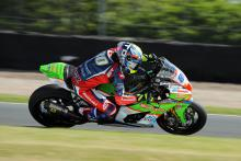 Barbera stands in for Irwin for Snetterton