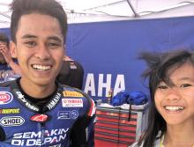 Shaina interviews… Galang Hendra!