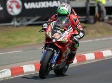 NW200: Flying Irwin claims Superbike pole
