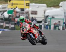 NW200: Irwin in class of his own with Superbike double