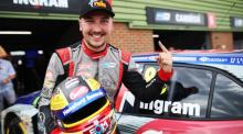 Ingram hails 'really special' Corolla pole